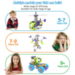 STEM Toys Kit 5-in-1 | Engineering | Ages: 6+ yrs.