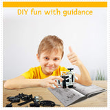 Electronics Exploration Kit to make experiment interactive