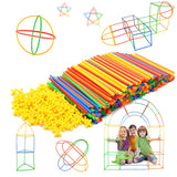 Fun Time Colorful Interlocking Plastic Toys for kids above 3 years