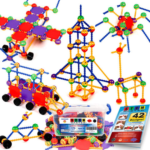 STEM Master Learning Construction Building Set