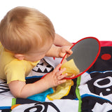 Play mat to develop visual skills in children