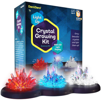 Power Light-up Crystal for Kids