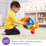 Flip Fish Baby Toy for learning in a fun way