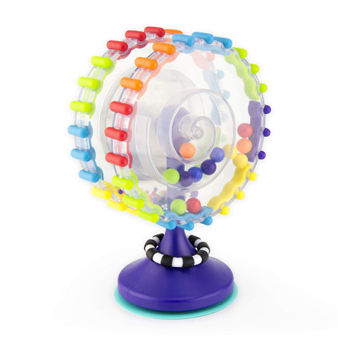 Whimsical Wheel Suction Cup STEM