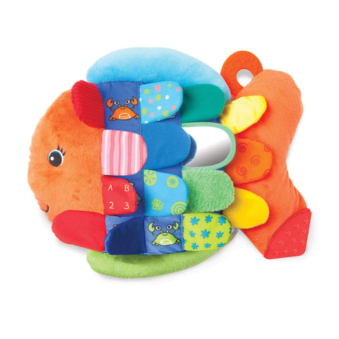 Flip Fish Baby Toy to develop kids brain