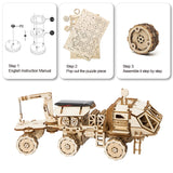 ROKR Mechanical Models for Kids