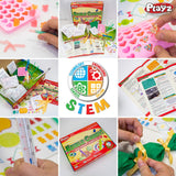Inspire young kids with  Food Science STEM Chemistry Kit
