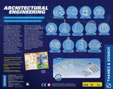 Architectural Engineering Model Building Kit  to enhance building skills