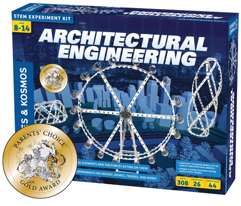 Architectural Engineering Model Building Kit for kids