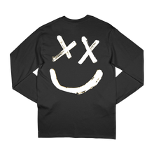 Load image into Gallery viewer, Mural Eyes Smiley Long Sleeve Tee