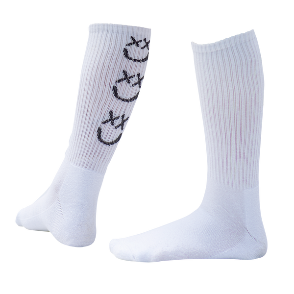 Smiley logo socks