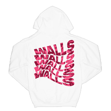 Load image into Gallery viewer, Smiley Walls Swirly Print Hoodie
