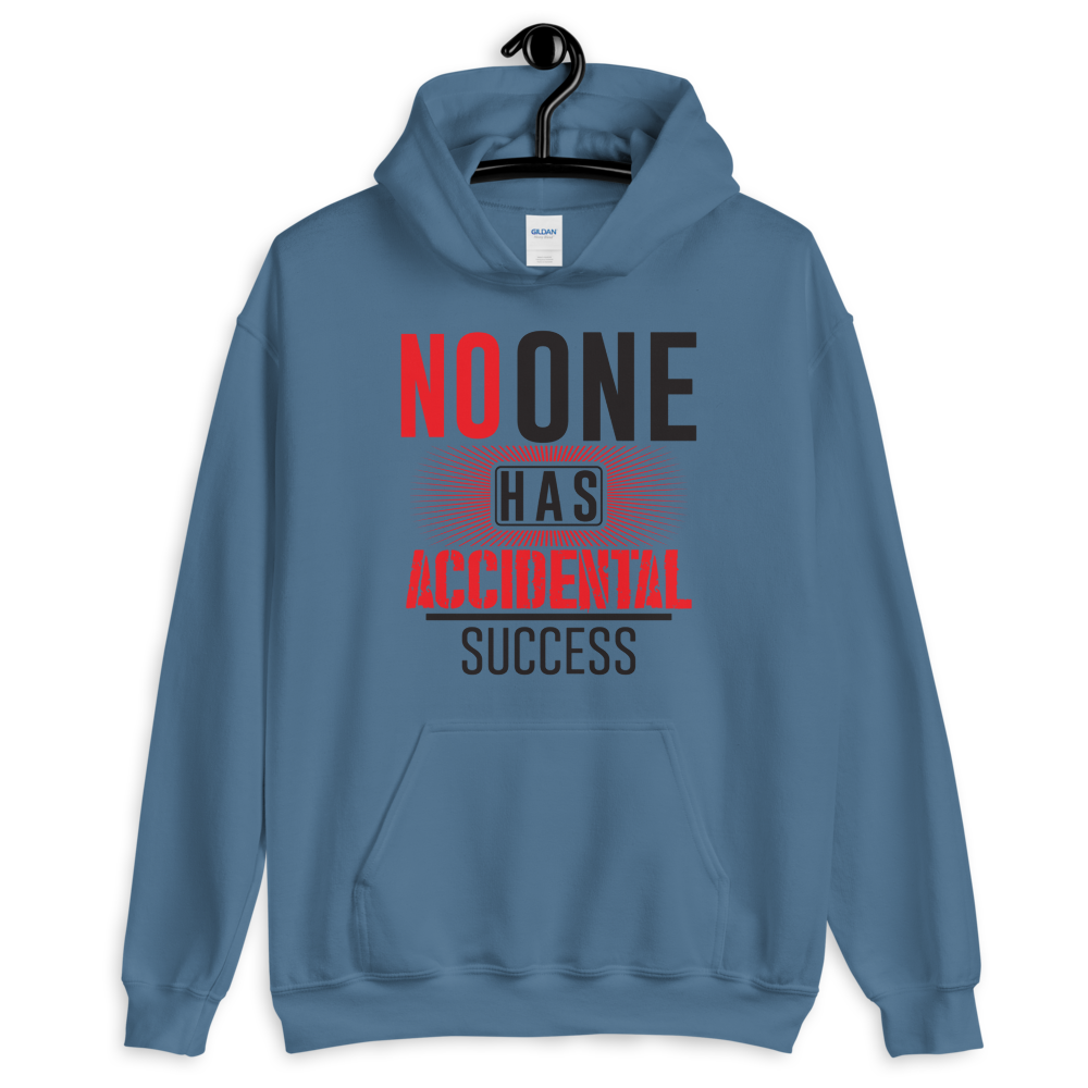 No one has accidental success
