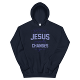 Knowing Jesus personally changes you