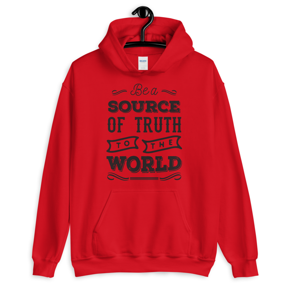 Be a source of truth to the world