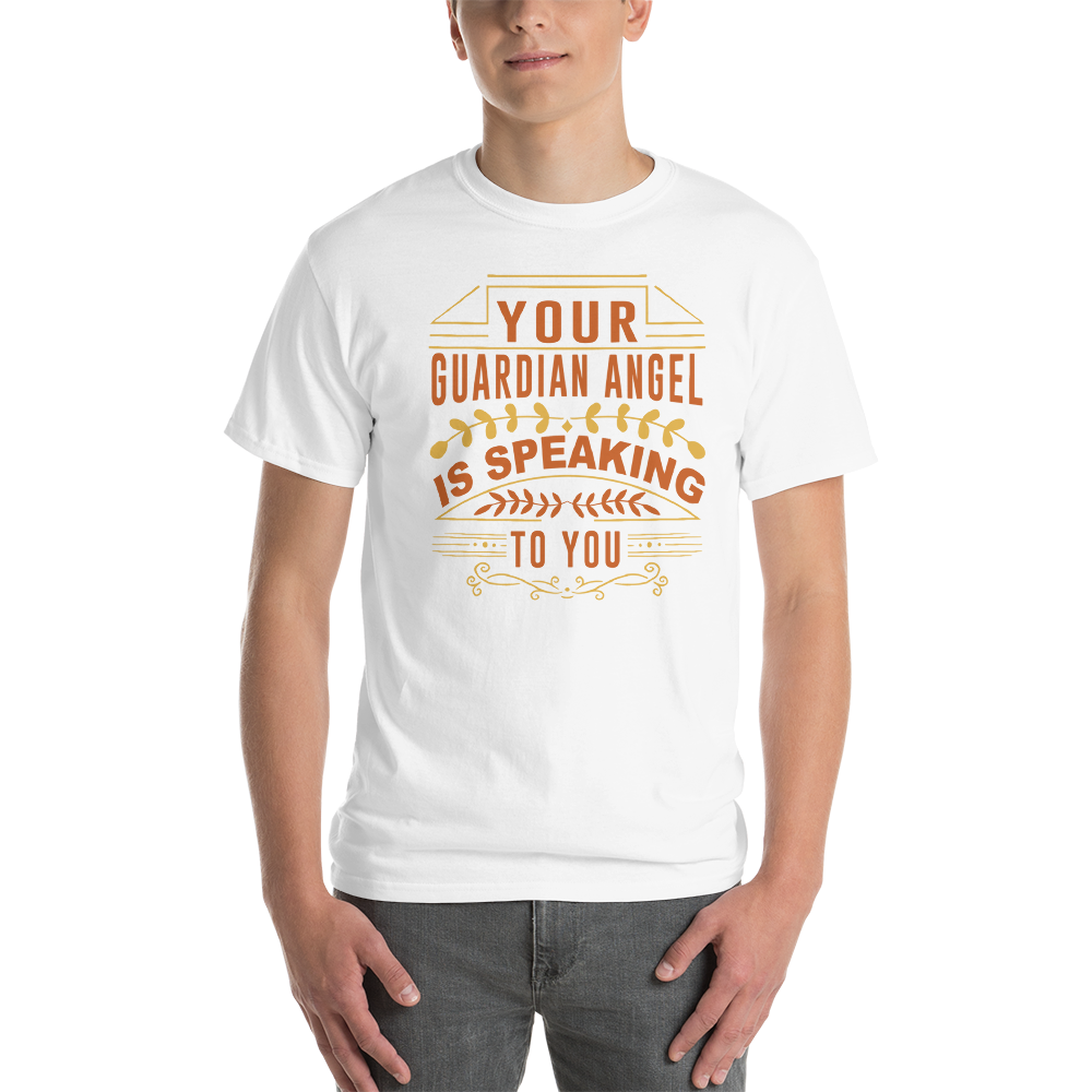 Your Guardian angel is speaking to you