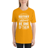Some people effect history of Millennia. Be one of them
