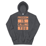 Freedom is calling you