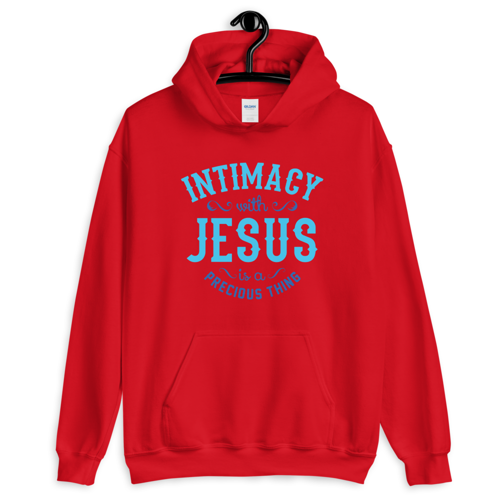 Intimacy with Jesus is a precious thing