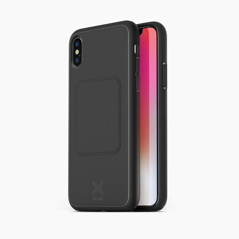 iPhone X magnetic case wireless charging case