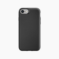 protective case for iPhone SE with built-in magnets compatible with wireless chargers