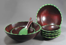 Load image into Gallery viewer, Ombre Kenyan Espresso Bowl