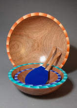Load image into Gallery viewer, Riata (Blue) Bowl