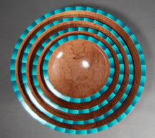 Load image into Gallery viewer, Riata (Teal) Bowl