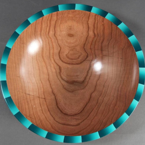 Riata (Teal) Bowl