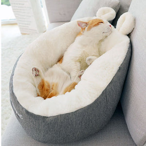 Cat Beds, Blankets, and Houses