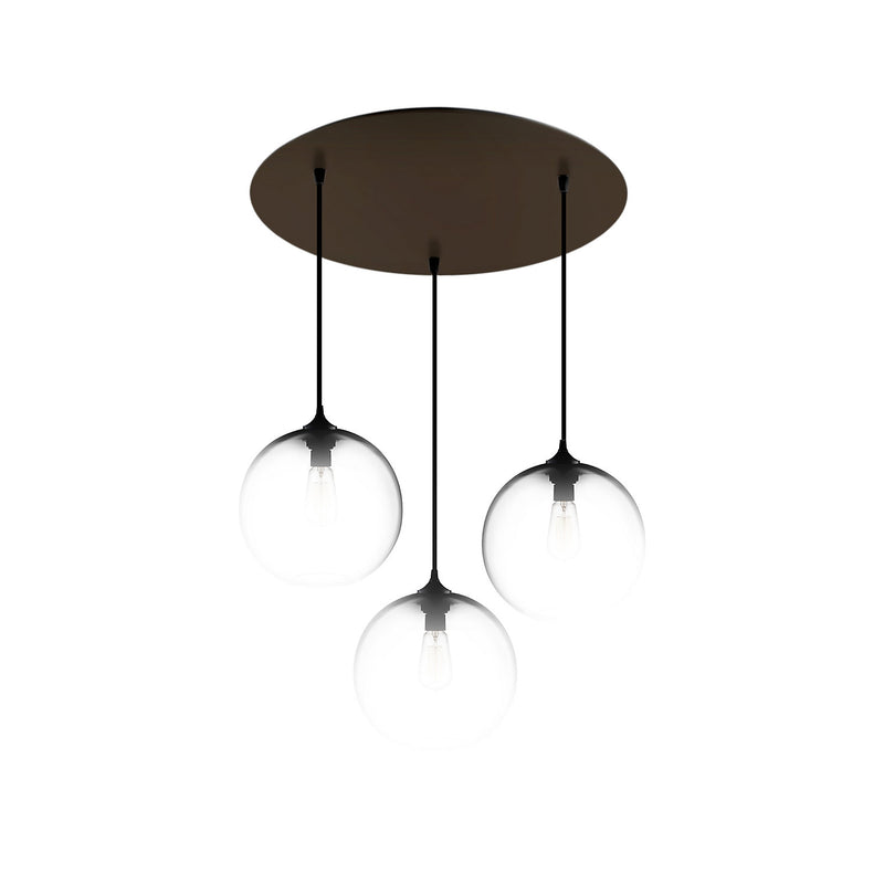 Architectural Bronze Circular-3 Canopy