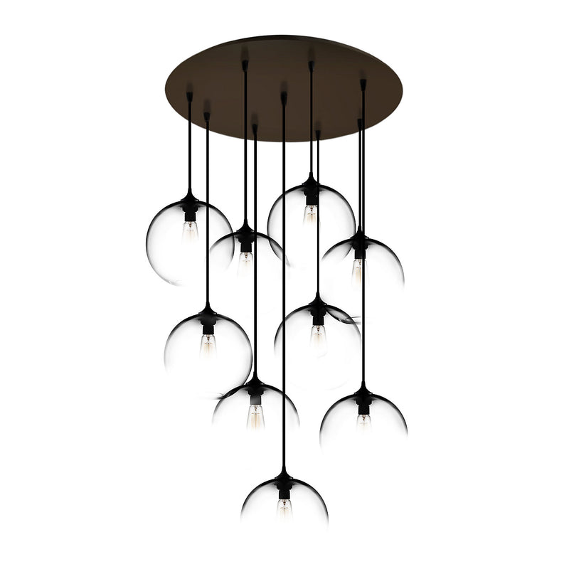 Architectural Bronze Circular-9 Canopy