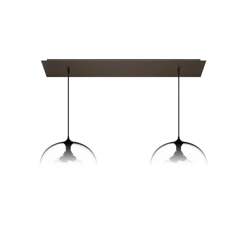 Architectural Bronze Linear-2 Large Canopy