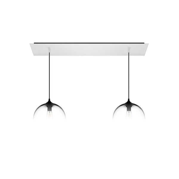 Matte White Linear-2 Canopy