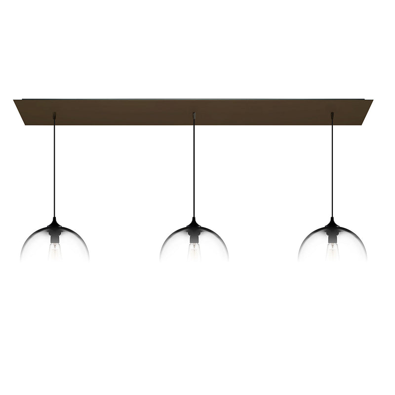 Architectural Bronze Linear-3 Canopy