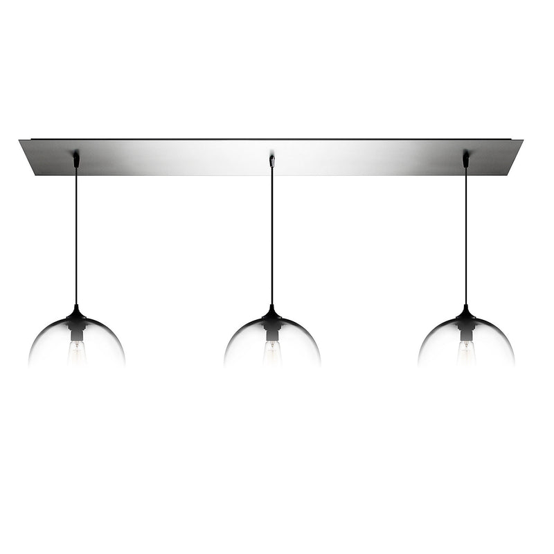 Polished Stainless Linear-3 Canopy