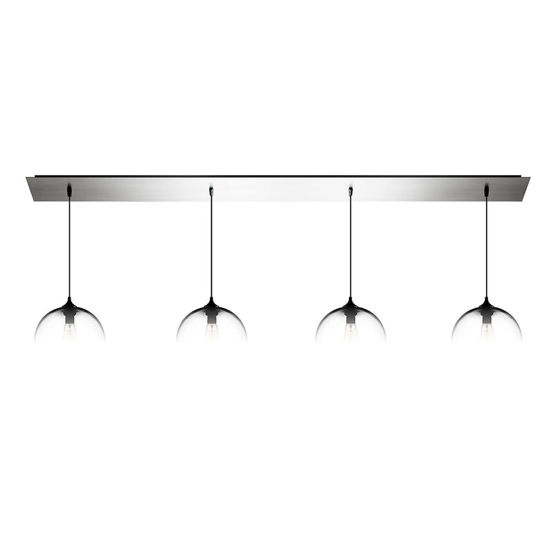 Polished Stainless Linear-4 Canopy