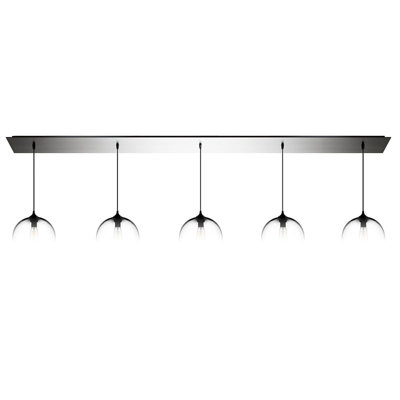 Polished Stainless Linear-5 Canopy