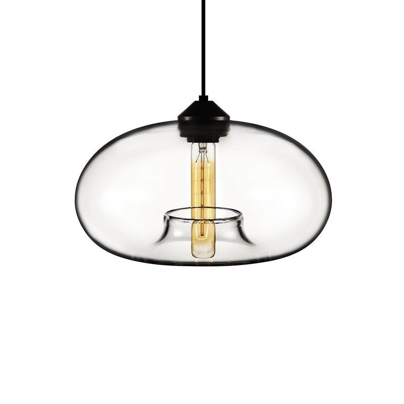 Crystal Aurora Pendant Light
