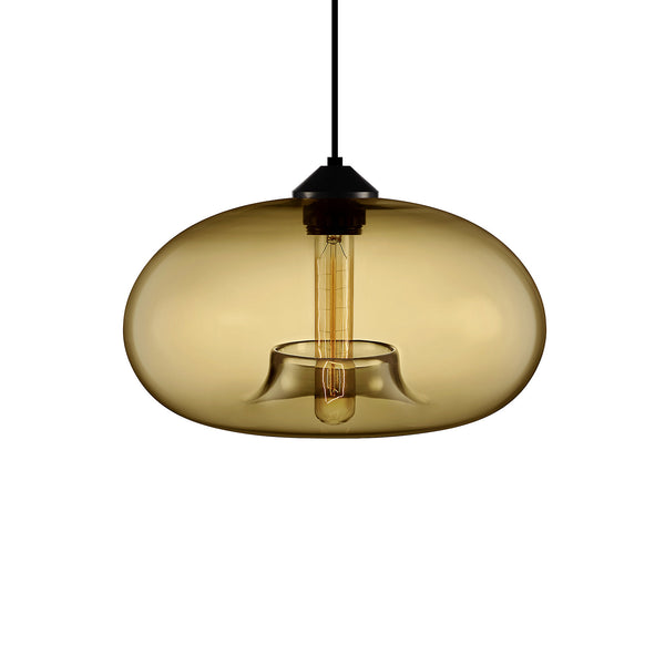 Smoke Aurora Pendant Light