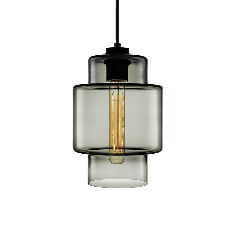Gray Axia Pendant Light