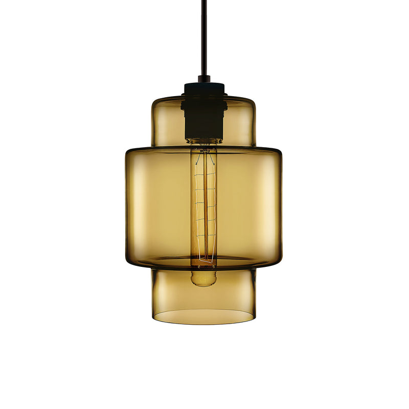Smoke Axia Pendant Light