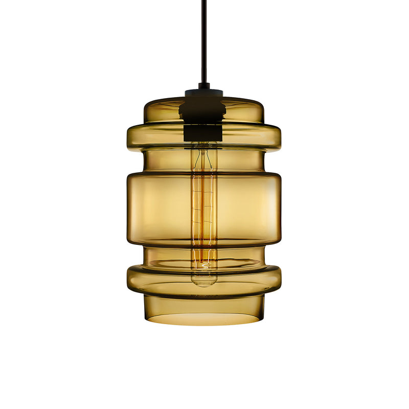 Smoke Delinea Pendant Light