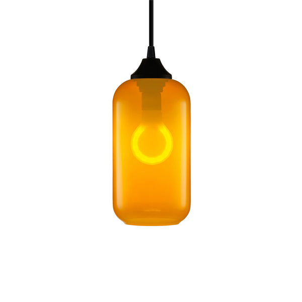Tangerine Helio Pendant Light