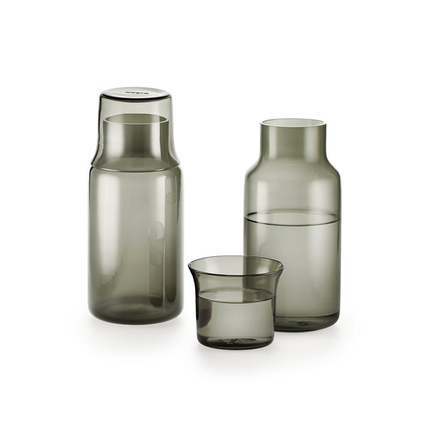 Gray Luxe Carafe