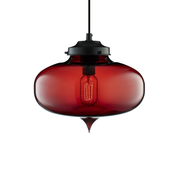 Crimson Minaret Pendant Light