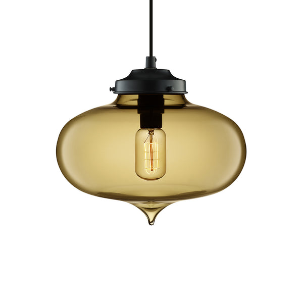 Smoke Minaret Pendant Light