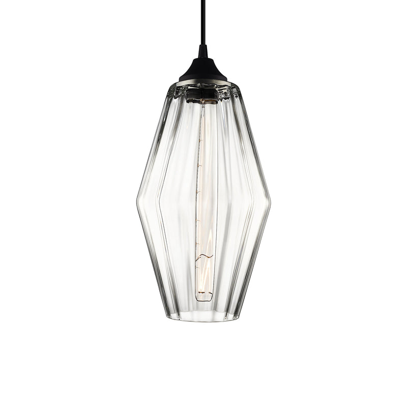 Crystal Optique Marquise Pendant Light