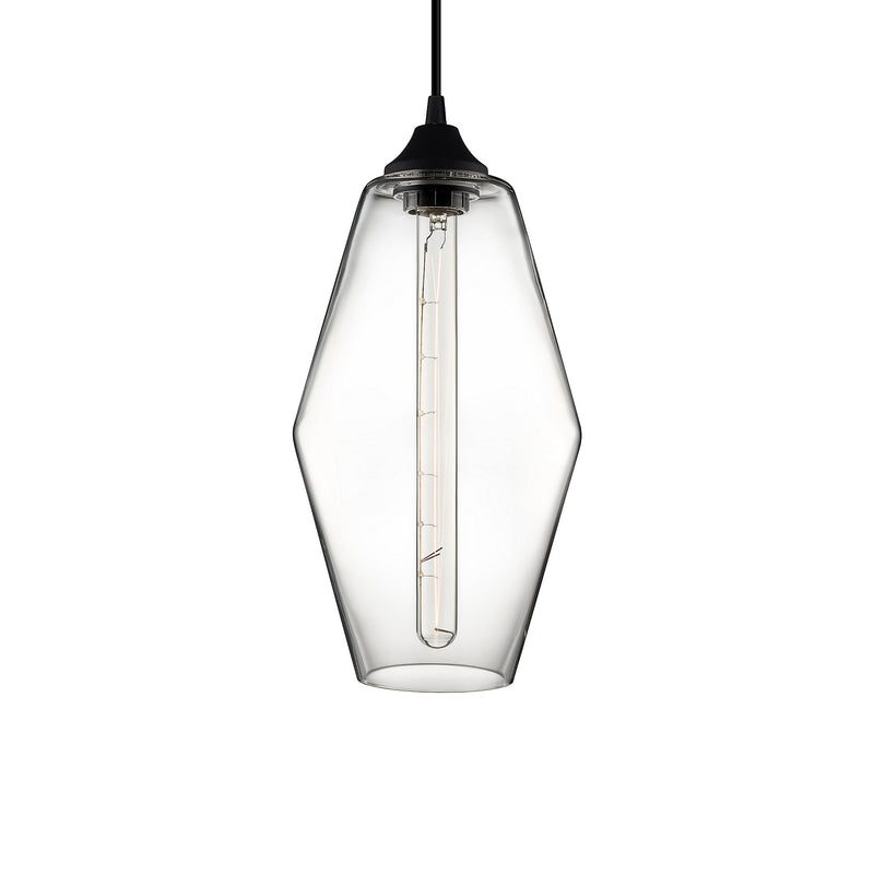 Crystal Marquise Pendant Light