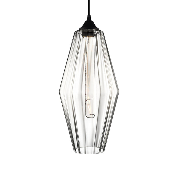 Crystal Optique Marquise Grand Pendant Light